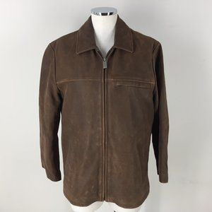 Wilsons Leather Men's S Brown Coat Thinsulate